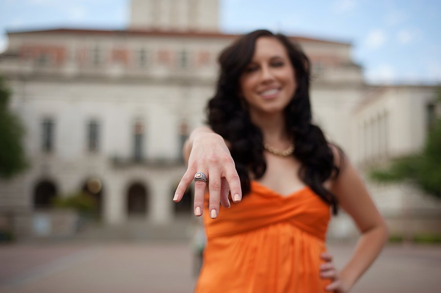 university of texas graduation pictures, where to take ut graduation pictures, ut senior portraits, graduation photographers austin, austin graduation photography, downtown austin senior portraits, ut girl senior pictures