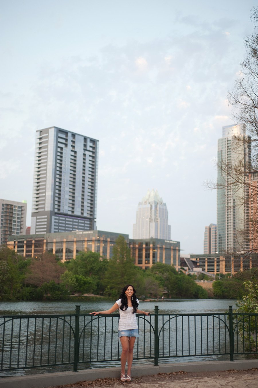 university of texas, st edward's university, downtown austin graduation portraits, senior portraits in downtown austin