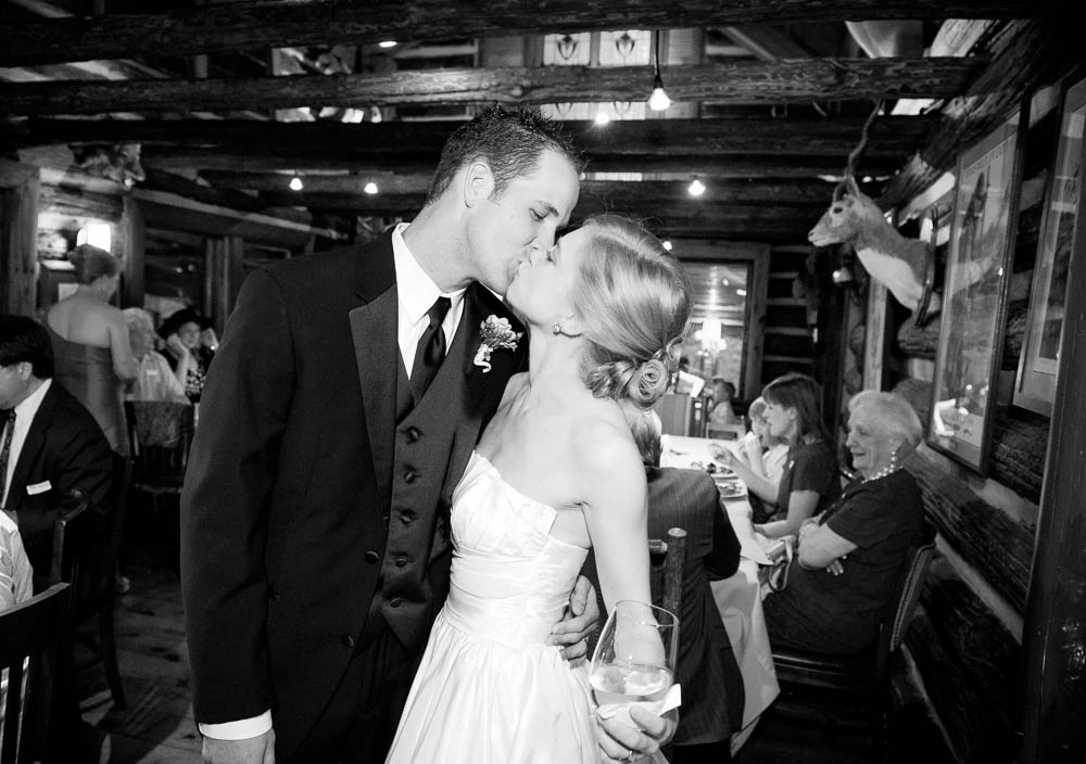 rainbow lodge wedding, summer wedding at rainbow lodge in houston, classic black and white wedding in houston texas