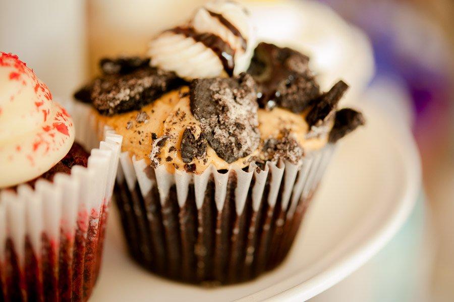 sugar mama's wedding cupcakes, smore's wedding cupcakes, cupcake wedding, DIY wedding,