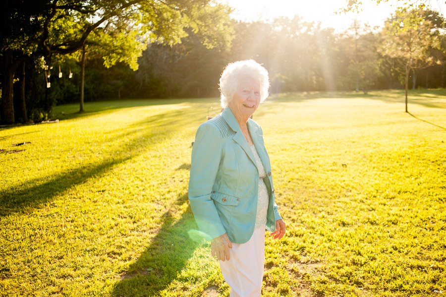 grandma sunflare