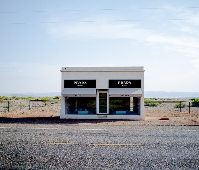 A little more personal.. my first trip to west Texas. A tour of Marfa.