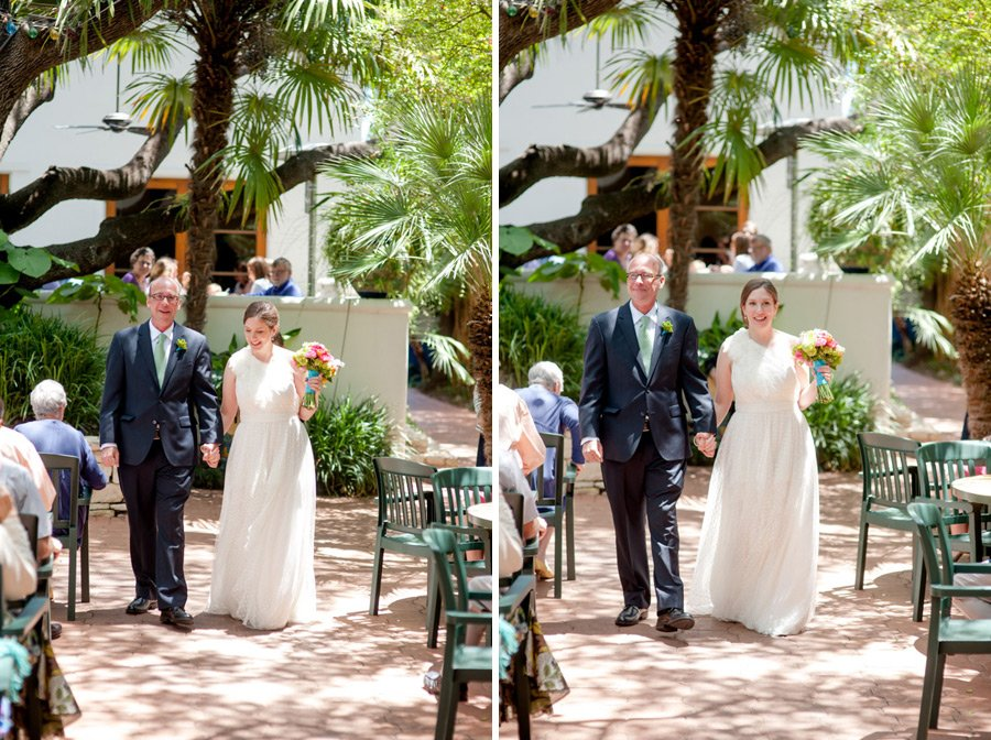 laid back wedding photography, low-key wedding photographer, intimate wedding, backyard san antonio wedding, la fonda on main wedding,