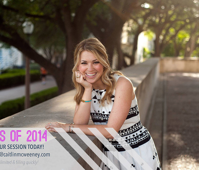 University of Texas Graduation Portraits Alexa