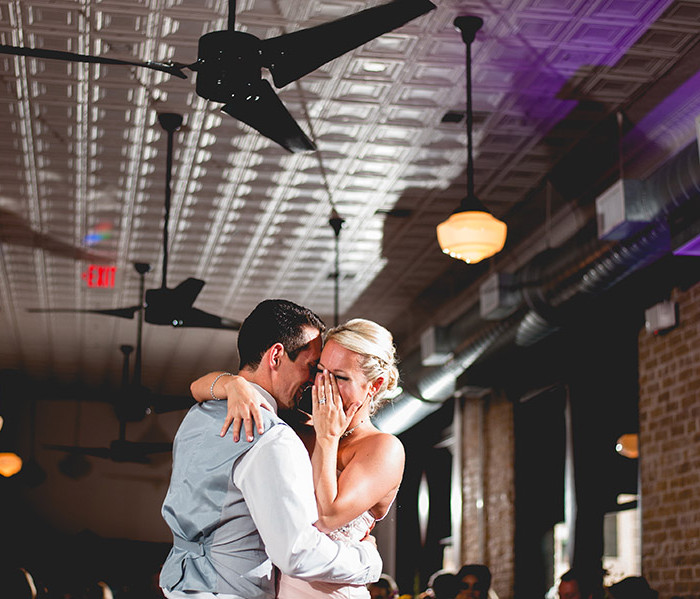 Downtown Austin Wedding | Parkside Austin | Stephanie & Matt