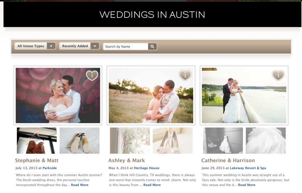 featured on borrowed and blue wedding inspiration blog for brides