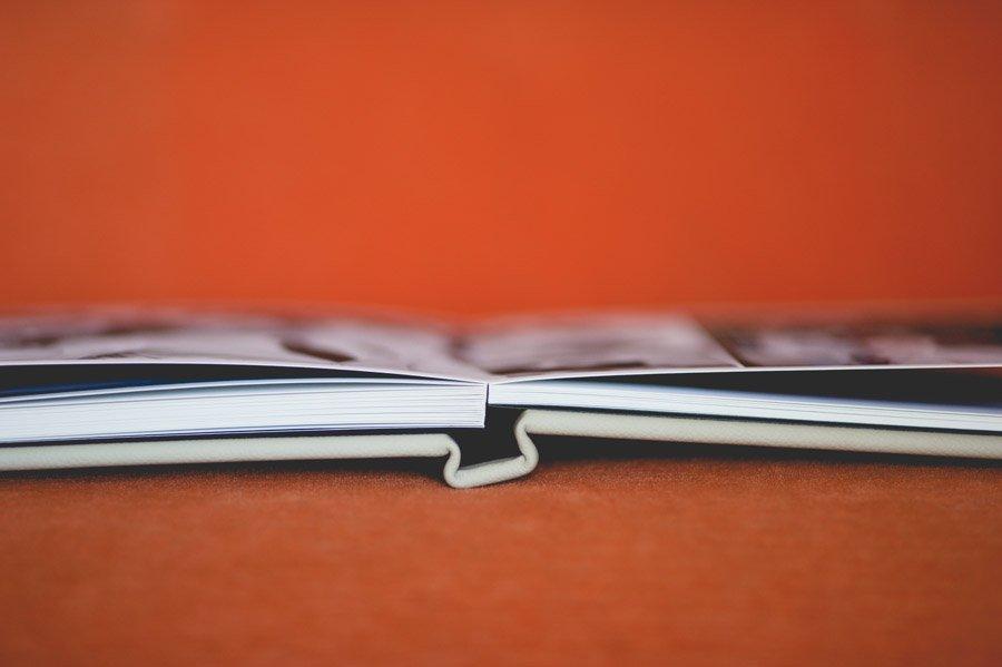 layflat wedding album, wedding storybook, lightweight photo printed pages
