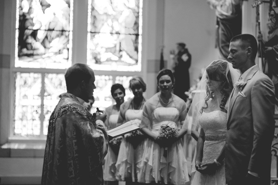 caitlin mcweeney photography, shiner country wedding, hill country wedding in texas, black and white church