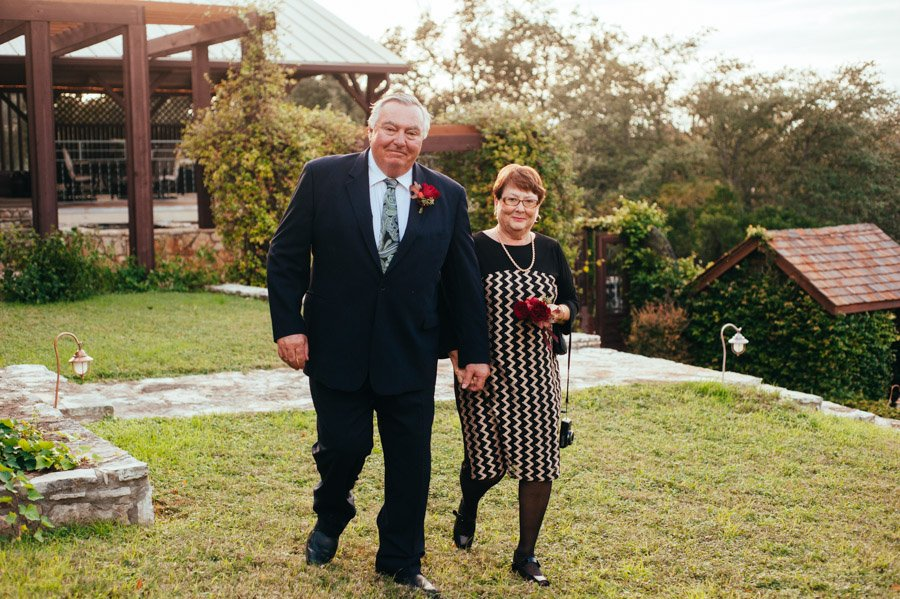 parents walking to elopement together, tiny wedding photographer