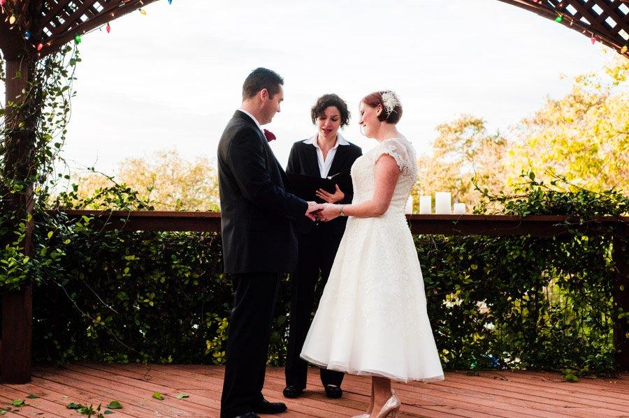 austin fall wedding photography, elopement at lake austin