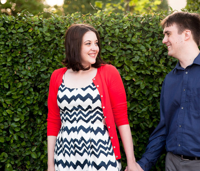South Congress Engagement Photos | Lindsey & Mike