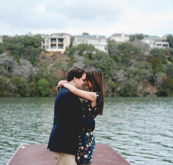 Austin surprise proposal photography | G + C
