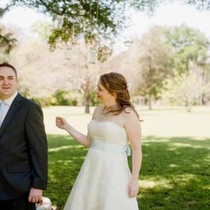 One Year Anniversary   Hilary & Michael   Cedar Bend Events Center Bastrop Wedding