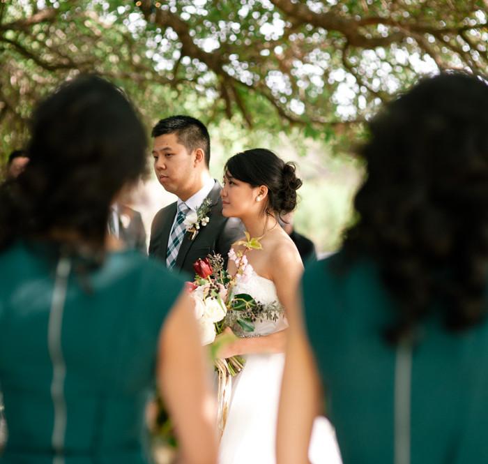 Antebellum Oaks Outdoor Wedding | S & J