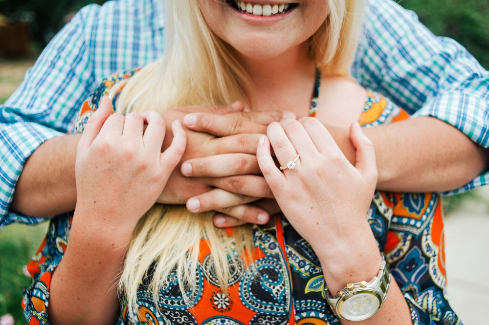 proposal photographer in austin texas, single solitaire engagement ring, engagement photography in austin texas