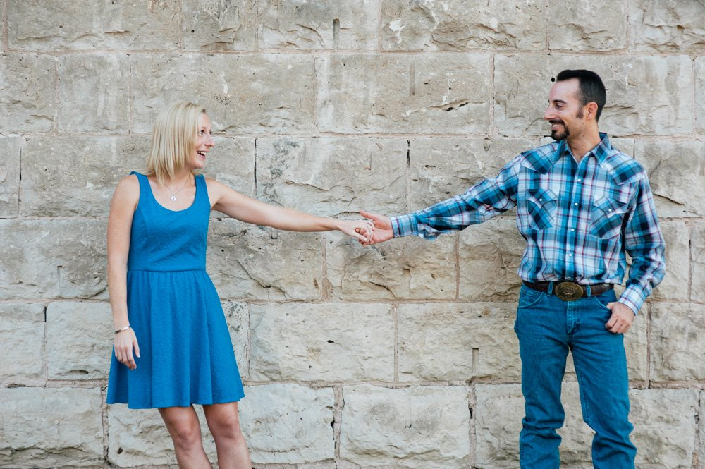 buda engagement sessions