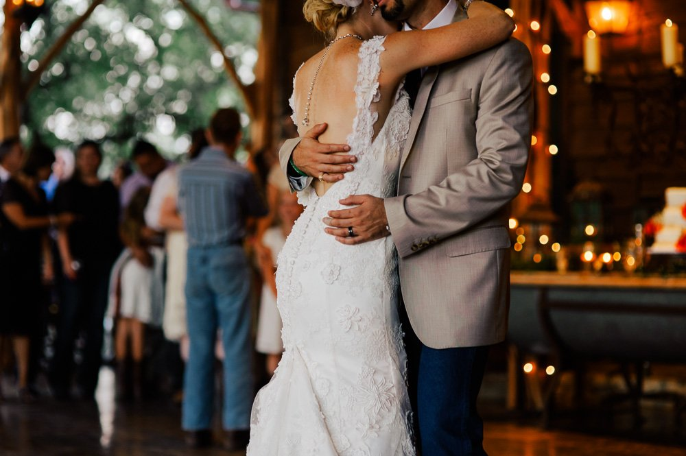 first dance at old glory ranch austin texas