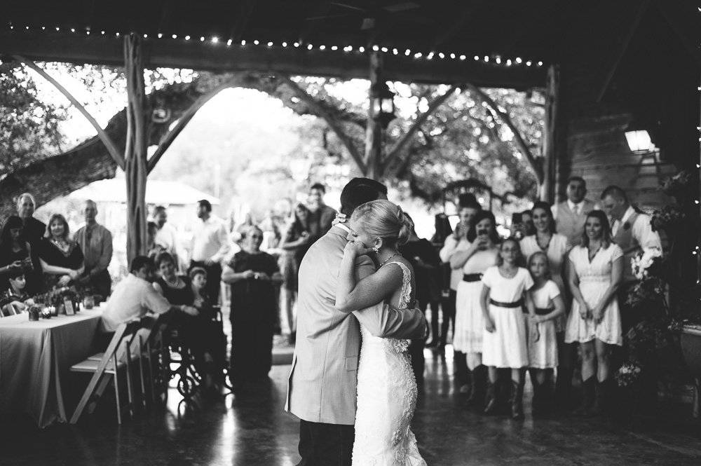old glory ranch first dance