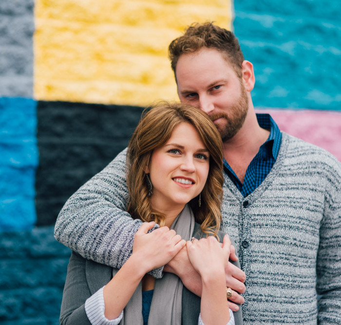 South Congress Engagement Photography | Ally & Matt
