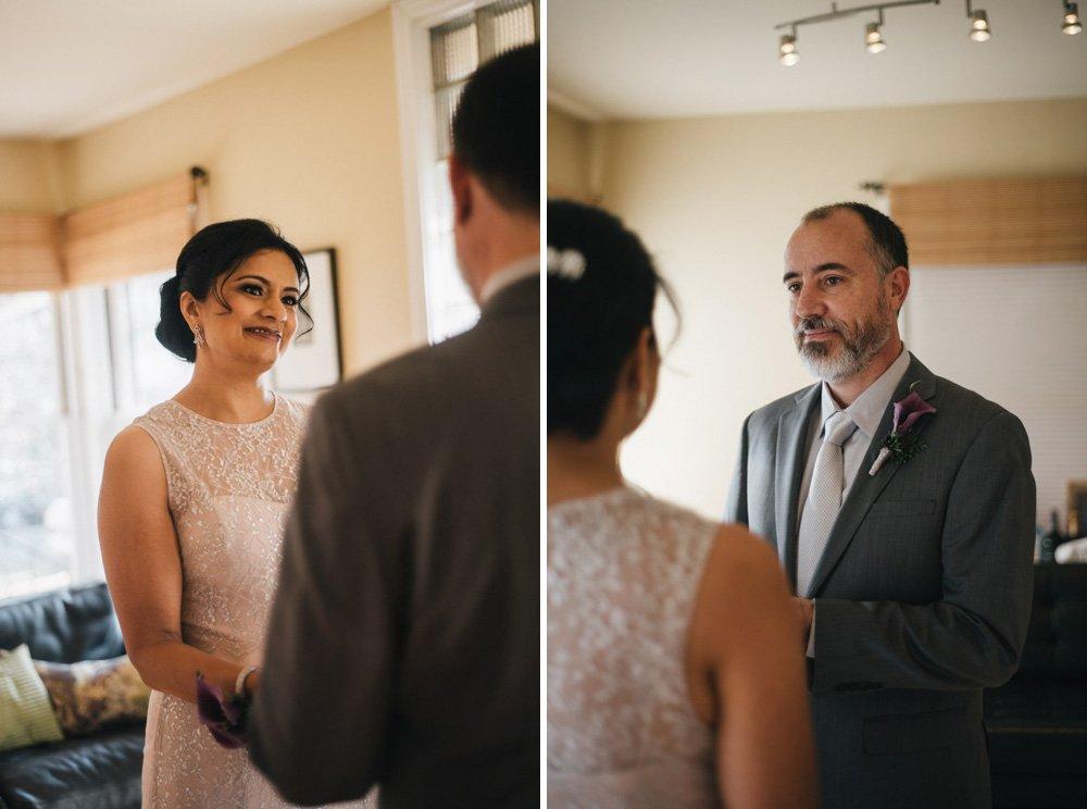 intimate wedding ceremony in austin texas
