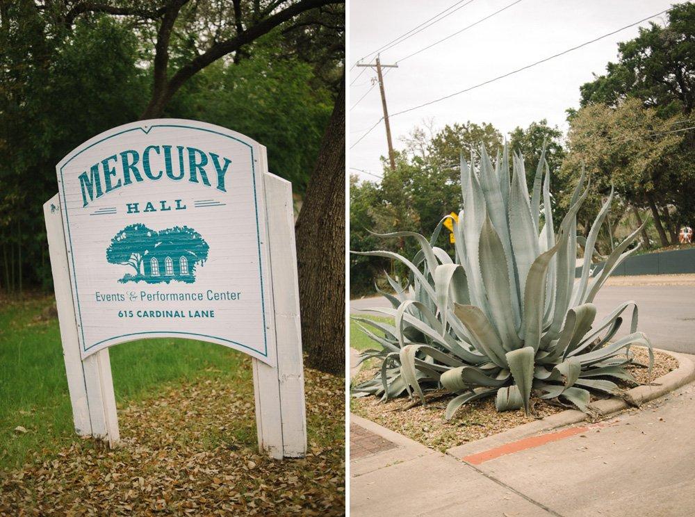 mercury hall signs, mercury hall details, south austin wedding photographer, photojournalistic wedding photographer