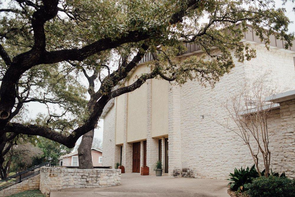 christ lutheran exterior