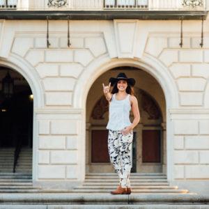 UT Austin Graduation Portraits | Nicole