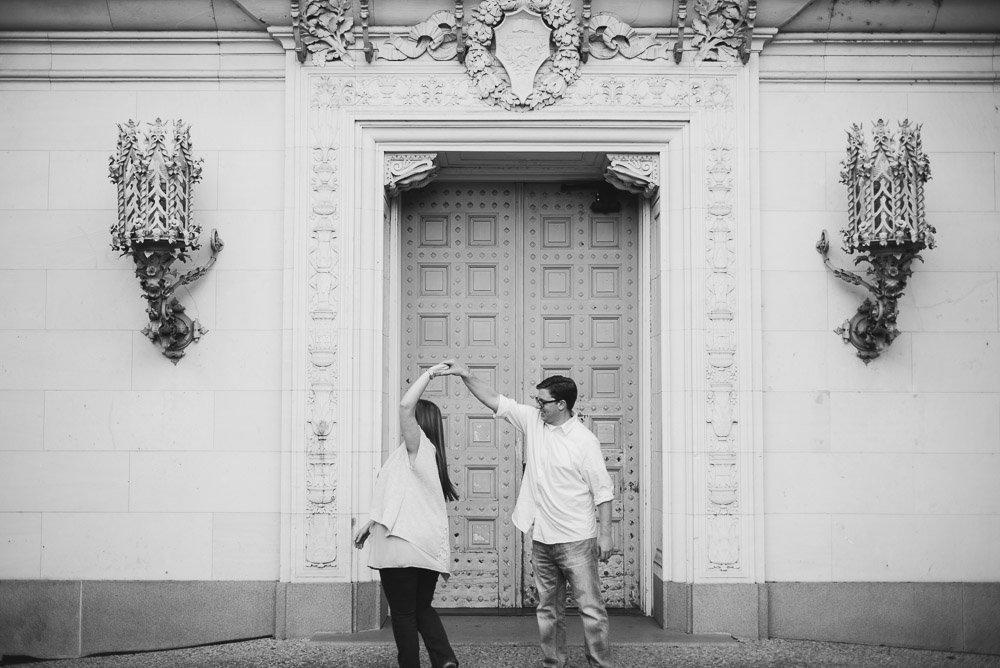 austin engagement photographs
