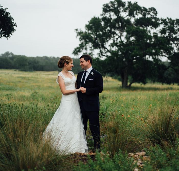 Lady Bird Johnson Wildflower Center Wedding | Sarah & Ben