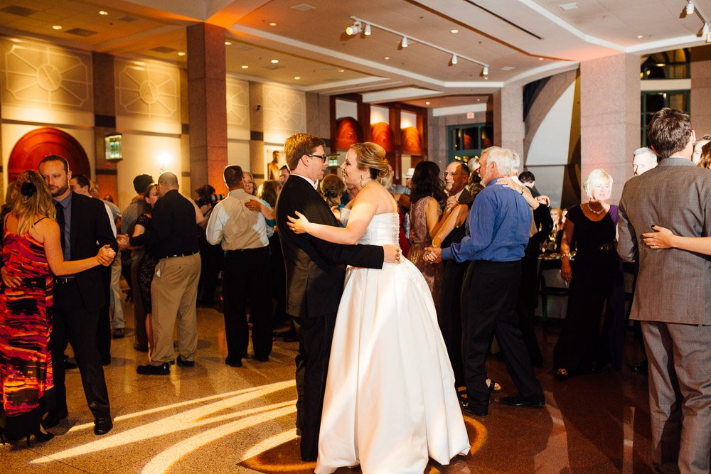 bob bullock history museum wedding reception