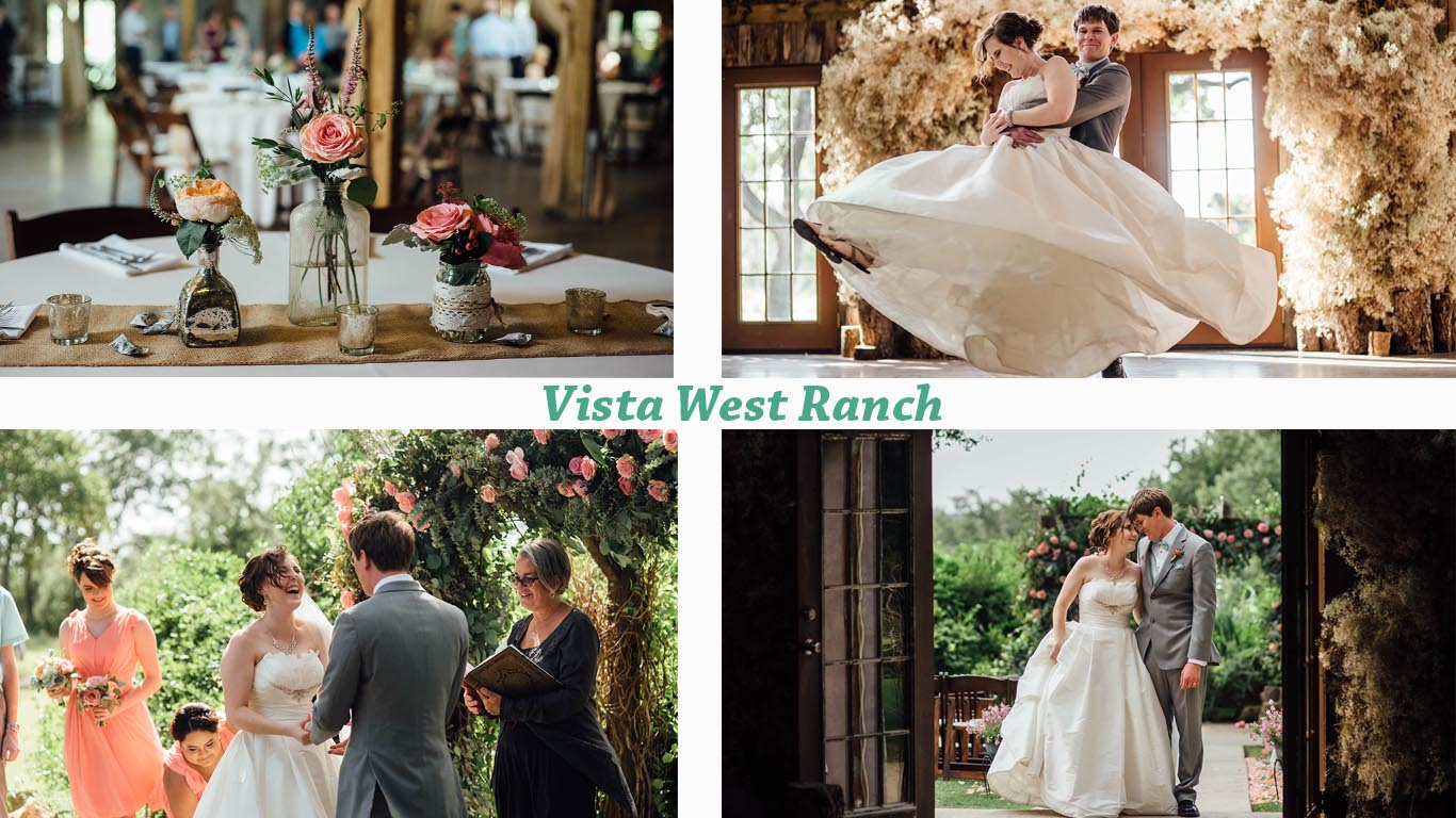 Vista West Ranch Wedding In Spring At Central Austin: Central Texas Wedding Venues At Reisefeber.org