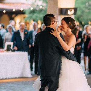 University of Texas Golf Club Wedding