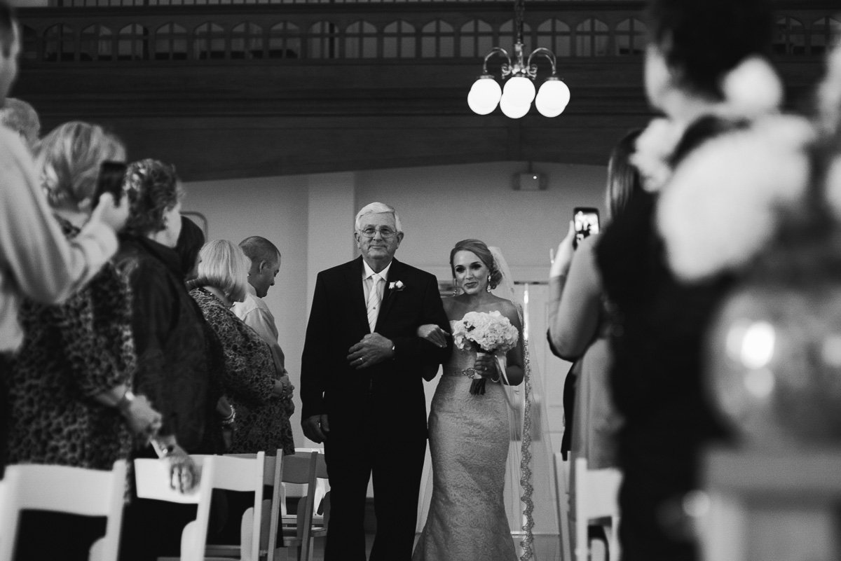 victory arts center wedding photography