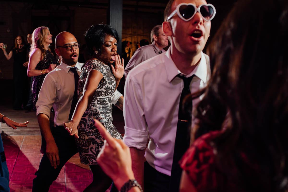 classic brazos hall wedding reception