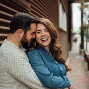 Pearl District San Antonio Engagement Session | Christine & Travis