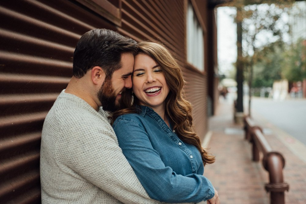natural lifestyle engagement session at the pearl brewery in san antonio texas