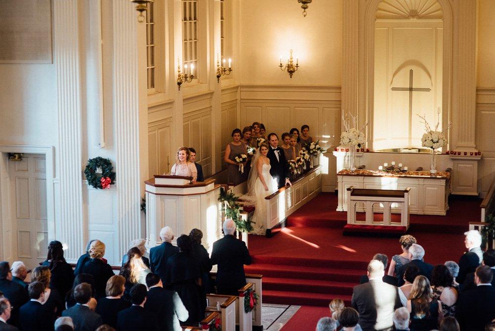 wedding photos of robert carr chapel at TCU