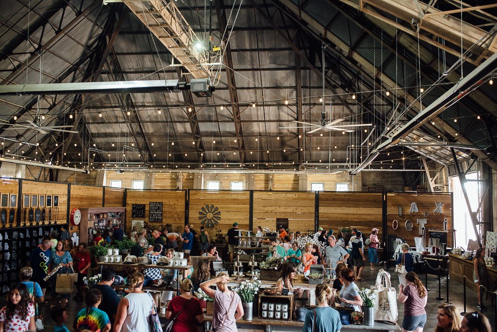 My First Time At Magnolia Market Caitlin Mcweeney