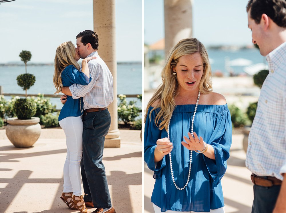 austin proposal photography at horseshoe bay resort, preppy engagement photos in austin, proposal photography, photojournalistic proposal photographer in texas