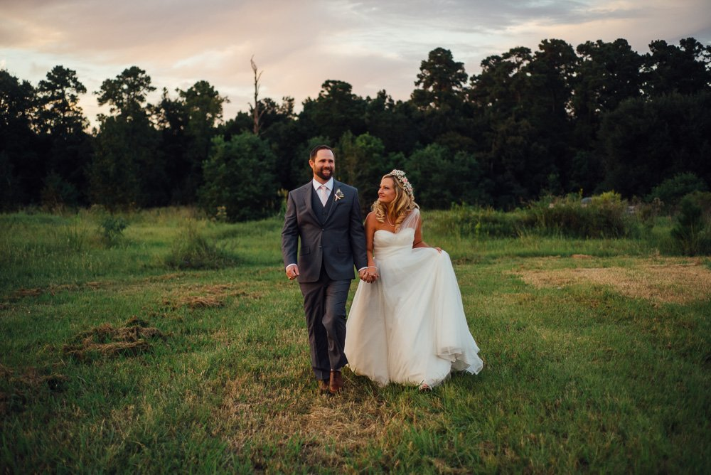 conroe and the woodlands wedding photography