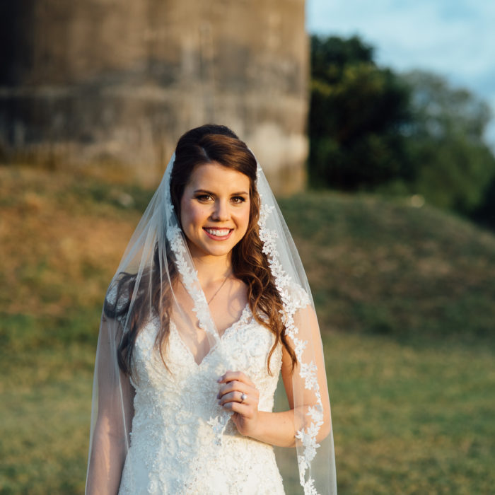 San Antonio Bridal Portraits | Christine