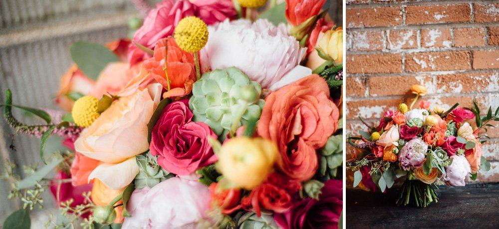 details at mckinney cotton mill wedding