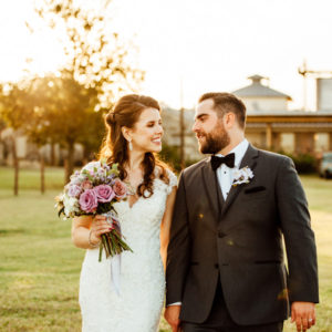 River Rock Event Center Wedding | Christine & Travis