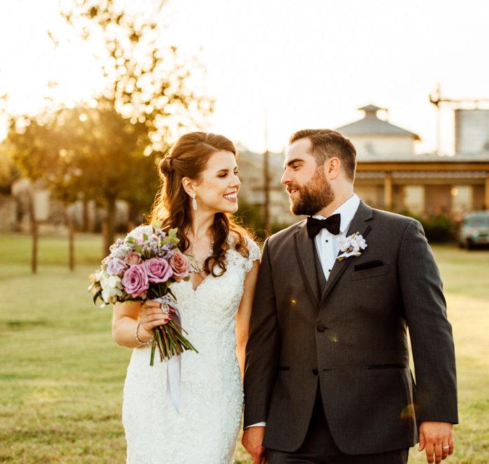 River Rock Event Center Wedding   Christine & Travis