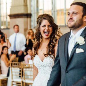 Favorite Frame Friday   Fort Worth Wedding at T&P Station