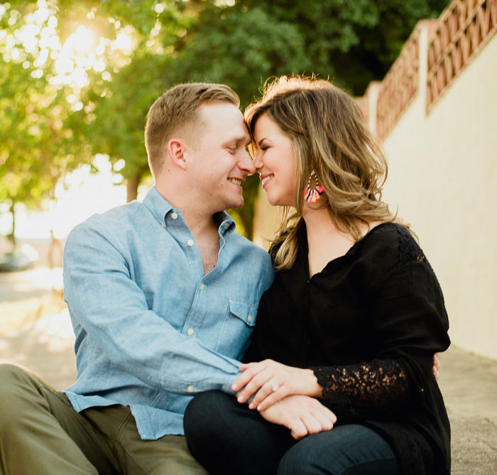 South Congress Engagement Session | Peter & Mallory