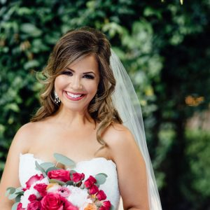 Mallory | Fort Worth Botanical Gardens Bridals