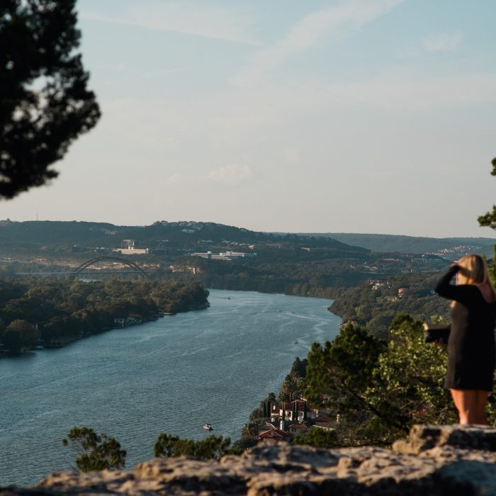 Mt. Bonnell Proposal | Alex & Marissa