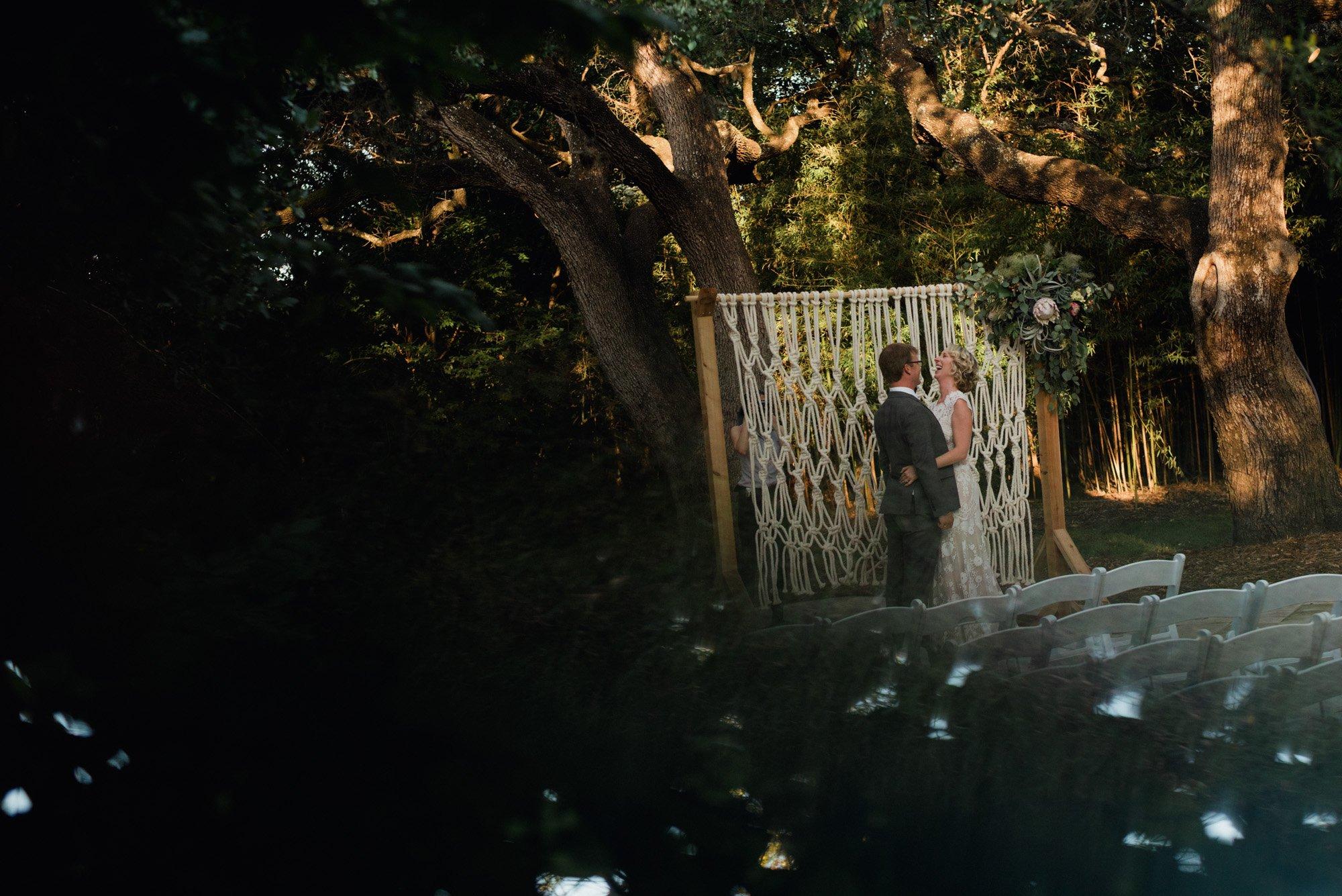 unique wedding at mercury hall in austin