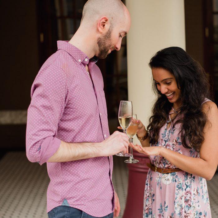 Driskill Hotel Proposal | Austin Proposal Photographer